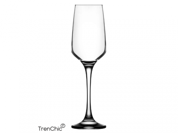 Elegant champagne glass,Elegant collection, glassware, high quality glassware, elegant glassware, trenchic, trendy glassware, chic glassware, trenchic glassware, champagne, champagne glassware,Chic