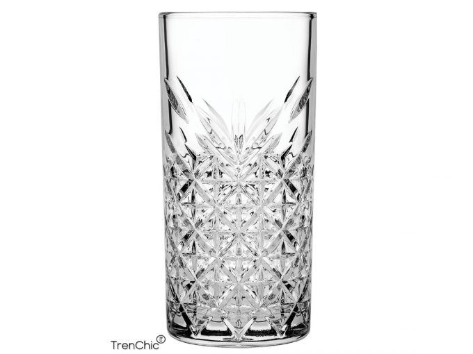 Trendy longdrink glas, Timeless collection, glazen, hoge kwaliteit glazen, timeless glazen, trenchic, trendy glazen, chic glazen, trenchic glazen, longdrink, longdrink glazen