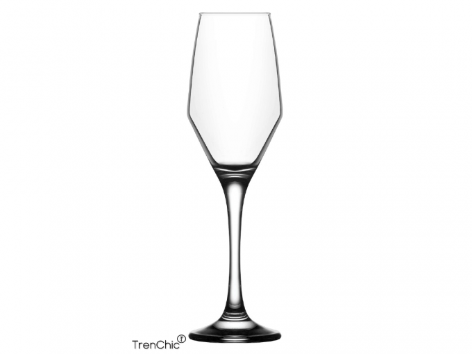 PACO champagne glass, glassware, paco collection, trenchic, trendy glassware, chic glassware, trenchic glassware, champagne, champagne glassware, chic, cheap high quality glassware
