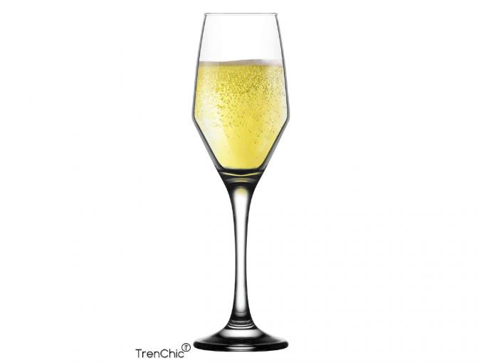 PACO champagne glass,PACO collection, glassware, trenchic, trendy glassware, chic glassware, trenchic glassware, champagne, champagne glassware, chic, beautiful,high quality, cheap high quality glassware