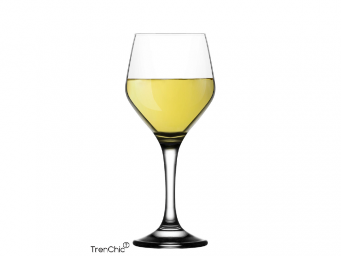 PACO white wine glass,PACO collection, glassware, high quality glassware, trenchic, trendy glassware, chic glassware, trenchic glassware, white wine, white wine glassware, cheap high quality