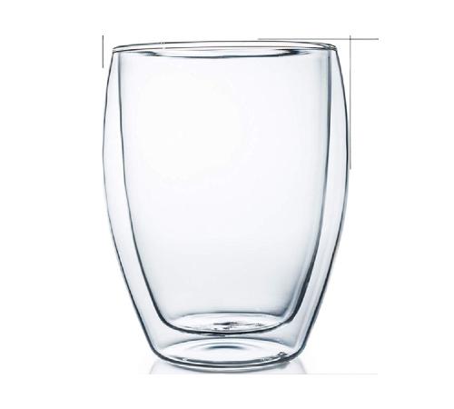 Dubbelwandige glazen, dubbelwandig glas, dubbelwandige theeglazen, dubbelwandige koffie glazen, dubbelwandig,thermoglas, tea glasses 400ml