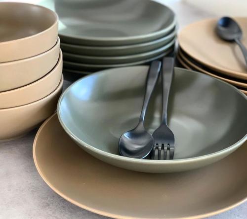 Platte borden, Taki collectie,23