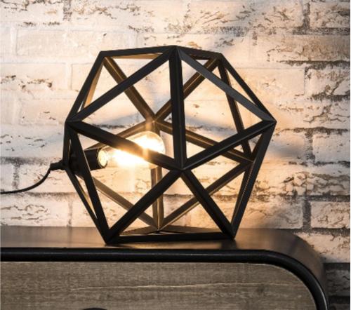 Tafellamp Sia, high quality lamp, moderne lamp, trendy lamp, industrial lamp, industriele lamp, speciale lamp