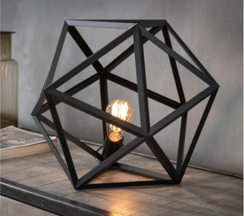 Tafellamp Sia, high quality lamp, moderne lamp, trendy lamp, industrial lamp, industriele lamp