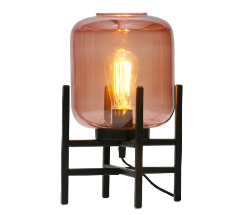 Tafellamp abel, hoge kwaliteit lampen, moderne lampen, trendy lampen, trenchic