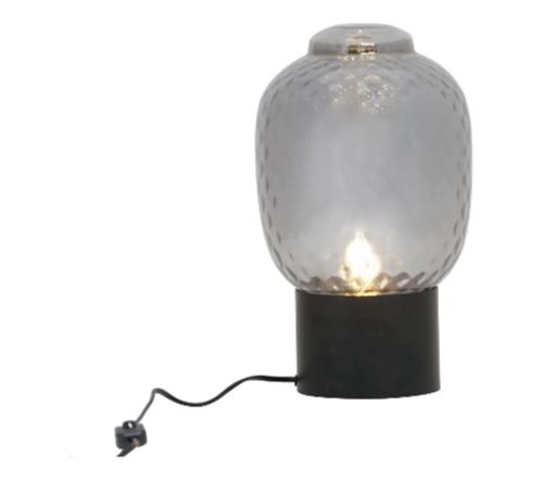Tafellamp bubble, hoge kwaliteit lamp, moderne lamp, trendy lamp, sfeervolle lamp, trenchic