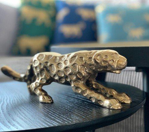 Beeldje 'Luipaard', jungle mush collectie, 2